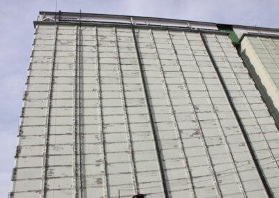 Выборочный ремонт заделки межсоговых швов после гидроструйной очистки